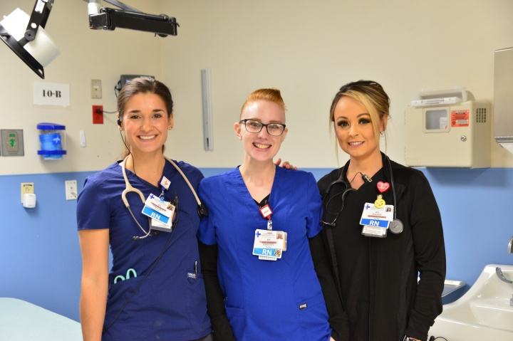 Registered Nurses in Emergency Department